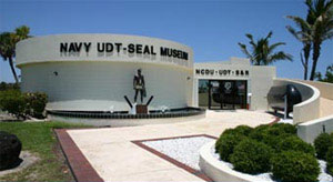 US Navy Seal Museum, Fort Pierce, Florida, Hutchinson Island