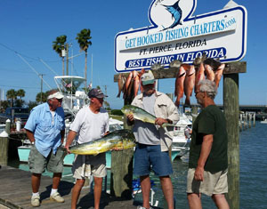 Saltwater Offshore Fishing Charters, Fort Pierce FL