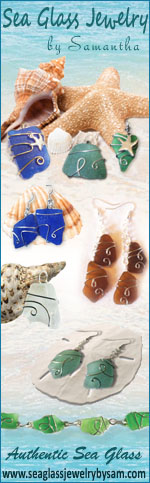 Sea Glass Jewelry, Beach Glass Jewelry