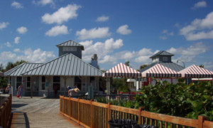 Sea Turtle Concession & Restaurant, Public Beach, Jensen Beach  Florida