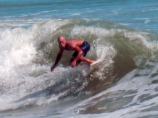 Surfing Hutchinson Island Florida including Jensen Beach, Stuart FL, and Fort Pierce Surfing and Surf Shops